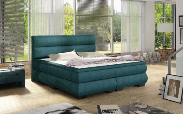 łóżka Tapicerowane łóżka Kontynentalne Zestaw 87